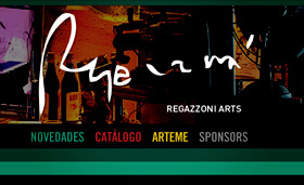 Newsletter Regazzoni Arts